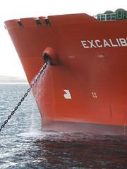2007_0122hogmanyandtanker0033 (breeksy2002) Tags: sea water orkney ship lpg scapaflow shiptoship