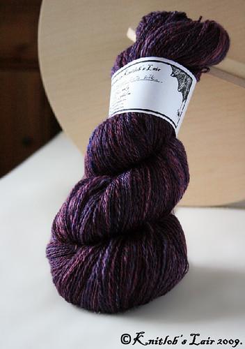 violetti vyyhti