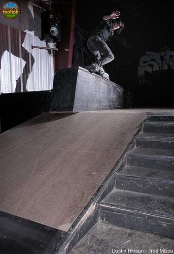 Dustin Hinson - Truespin Mizou