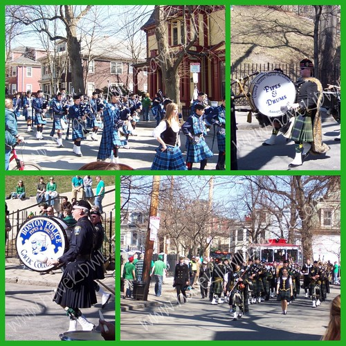 Pipes & Drums Collage