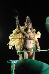 Carnaval Coatza 2009 Chica Verde