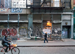 Crosby-street-graffiti by dandeluca, on Flickr