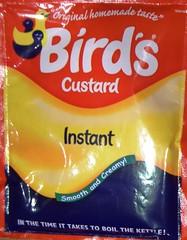 Birds Instant Custard