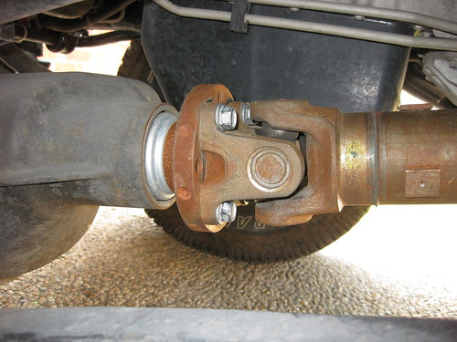 Connect Yj Driveshaft To Jk D44 Pirate4x4 4x4 And Offroad