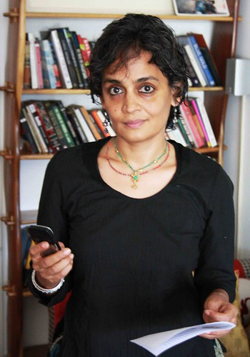 Arundhati Roy!