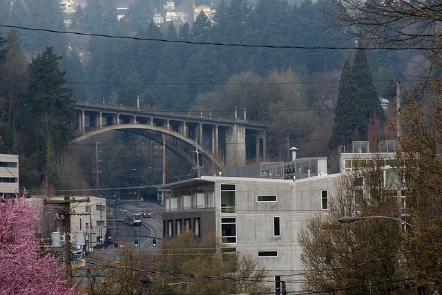 Vista Bridge, March '09