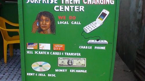 Liberia Servicios para móviles