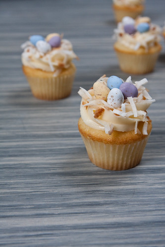 mini cupcakes for easter. Easter Mini Cupcakes