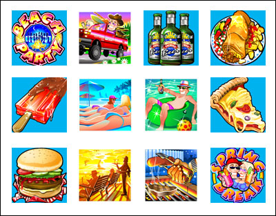 free Spring Break slot game