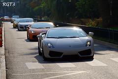 Lamborghini's, Audi R8, 911 TT