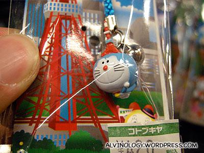 Tokyo edition of Doraemon