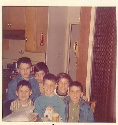 My 10th B-Day Party- December 1972