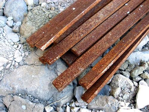rust bars