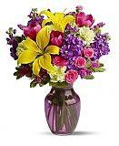 Springtime Splendor Flower Bouquet