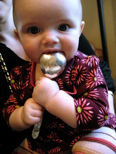 Teething Spoon