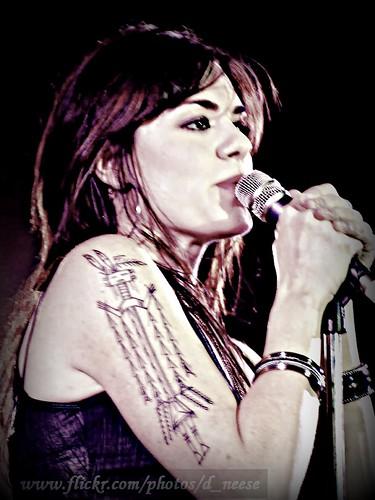 vanessa amorosi bikini. vanessa amorosi tattoo. Vanessa Amorosi. Caloundra music festival 20 october