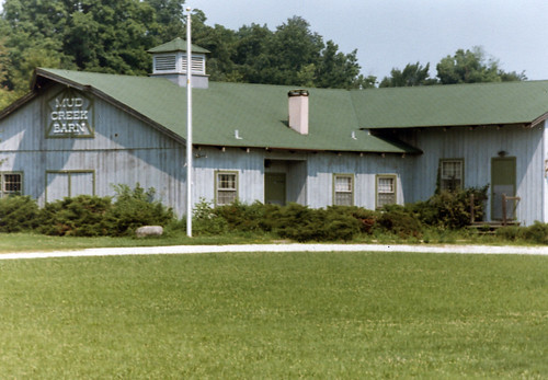 The Mud Creek Players Barn