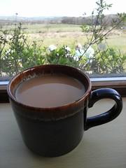 Clarion House Cafe tea