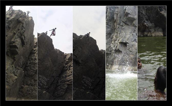 diving pic