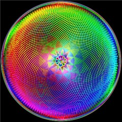 Mandala fine (Marco Braun) Tags: color art circle amazing kunst marco colored braun coloured farbig bunt mucho cercle kreis multichrome couleures
