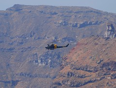 4317 Greek Air Force (Gerry Hill) Tags: island greek force air santorini greece helicopter caldera oia sar agusta hellenic ab205a
