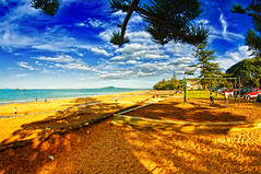 Mairangi Beach (/\ltus) Tags: newzealand beach raw pentax auckland northshore mairangi nothdr k20d