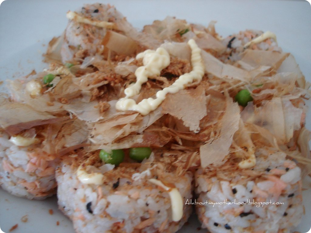 Salmon Onigiri - Part II