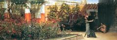 A Hearty Welcome (Sir Lawrence Alma-Tadema) Tags: pictures pink flowers original france flower color colour art nature girl illustration composition watercolor painting landscape book artwork paint artist colore arte designer drawing originalart originalpainting fineart paintings libro dessin canvas painter figure oil livro disegni figures cor ilustração oils desenho disegno oilpainting figurative pintura oilpaint ilustración artiste oiloncanvas aquarela malerei acquerelli mythological pittura pittore almatadema illustrazione diseñador ölfarbe desenhista lawrencealmatadema oliemaling dailypainting illustratore artpompier academicart painterinterior peintureacadémique peintureportrait watercolourwoman