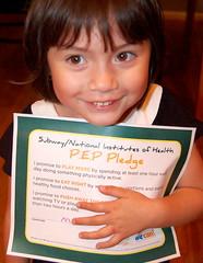 P.E.P. Pledge