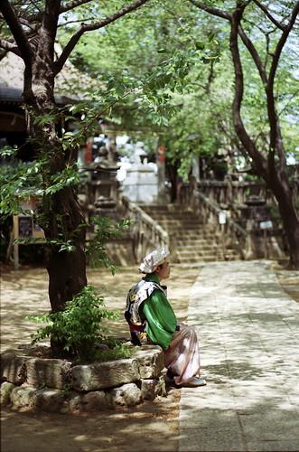 Film de 諏訪神社 #1