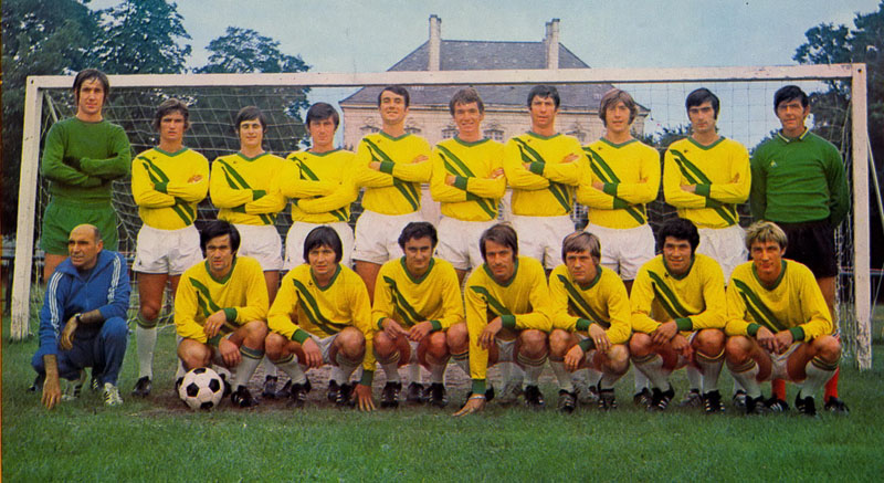 nantes 1970-71