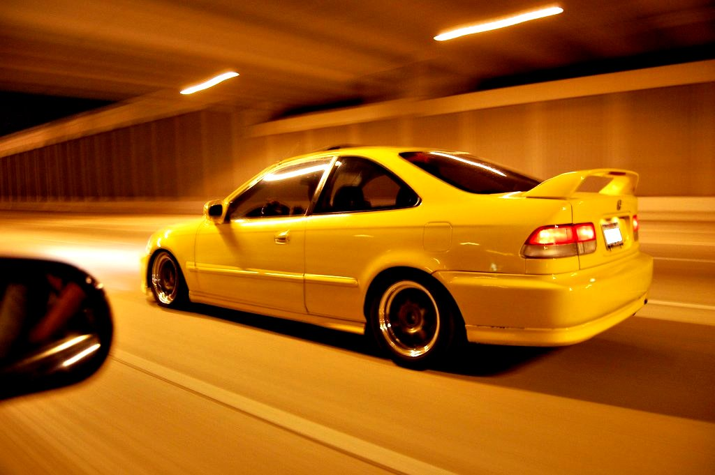 Calling All Yellow 96 00 Civic Coupes