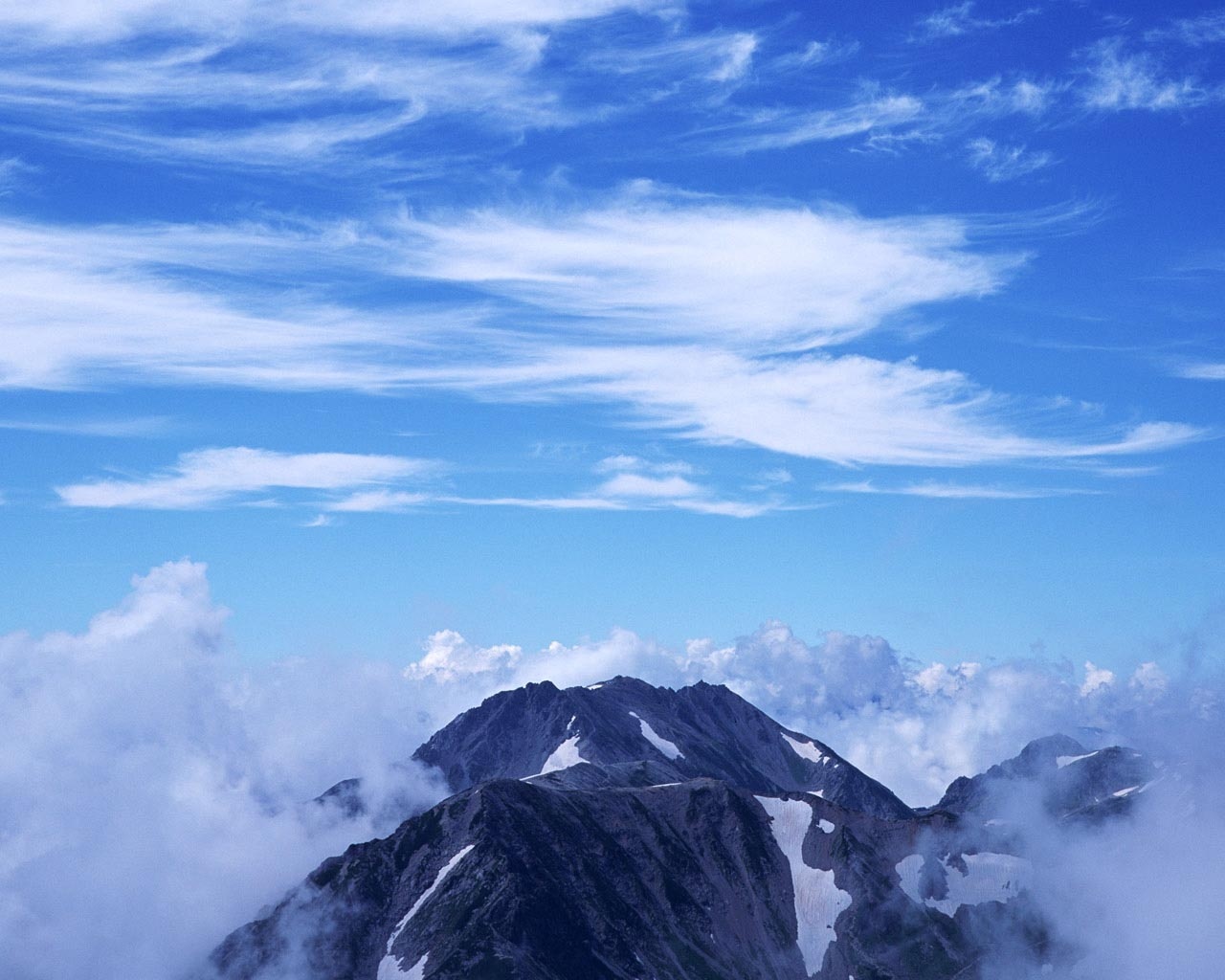 Sky And Cloud Free Hd Wallpaper 543