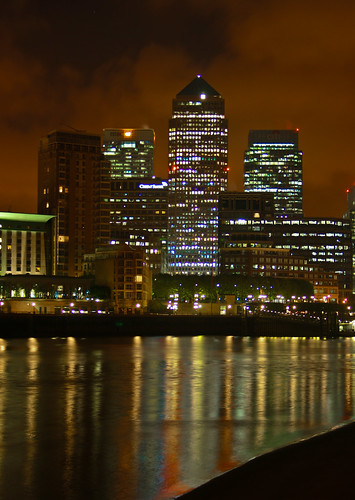 4am Canary Wharf