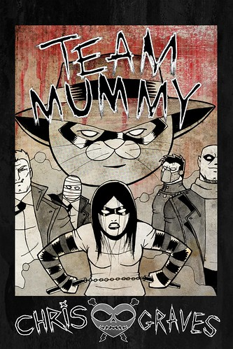 Team Mummy Cover