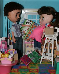 1/2 Anni and Arturo decorate the nursery