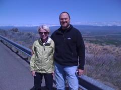 Fran & Dave in central WA