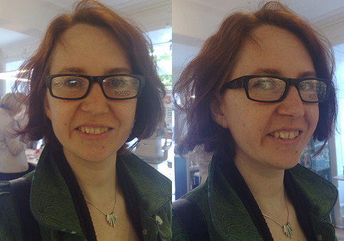 Help me pick my new glasses. These are No 2.