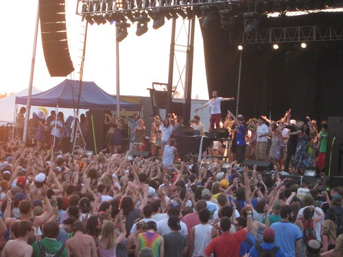 Girl Talk @ Summer Camp '09