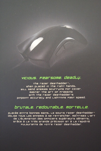 Razer Deathadder Mac Edition
