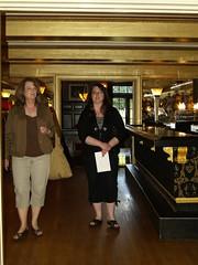 Debbie and Michelle (Rawbert A. Wagner) Tags: california wedding hotel michelle delta waters sacramento mansion denice grandislandmansion rawbertawagner michelledenicewaters