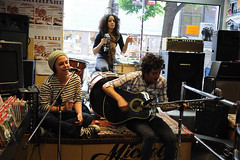 The Ettes live in Hamburg