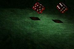 destiny (spacepleb) Tags: dice gambling craps game canon dark die casino gaming poker fate destiny fixed fixing 60mm efs rigged inevitable unfair weighted outcome weighting halfhour sb28 pocketwizard spacepleb riggeddice weighteddice