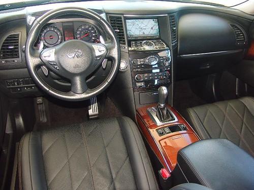 2009 Infiniti FX-35 Inside $38,900