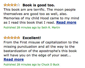 Moon People - Amazon Reviews