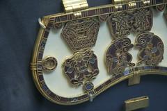 British Museum: Sutton Hoo Purse Clasp (Goss) Tags: london hotel afternoontea montague