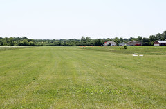 Waco Field from North End