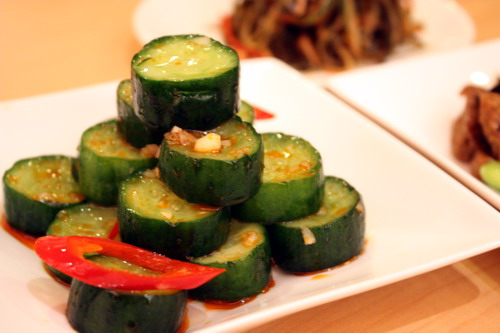 Din Tai Fung Japanese Cucumber