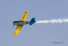 _MG_5600 (ravenscroft) Tags: world canon airplane reading war fighter weekend aircraft aviation wwii airshow pa ii texan snj midatlanticairmuseum midatlantic unitedstatesnavy wwiiweekend readingpennsylvania 40d snjtexan canon40d wwiiairshow northamericansnj6texan