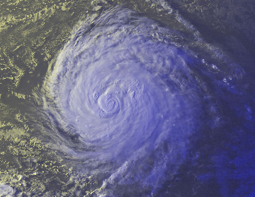 Hurricane Bill 5:00 PM EDT 8-17-09